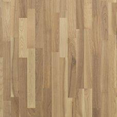 Паркетная доска Polarwood Ясень PLUTON WHITE OILED 3S